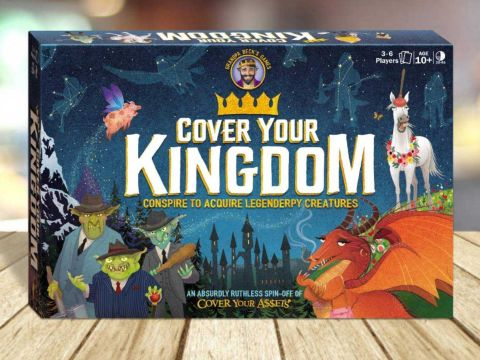 Cover Your Kingdom Box