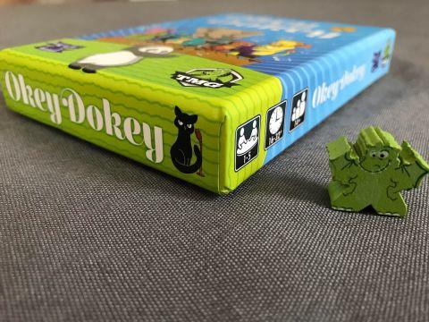 Okey Dokey by Tasty Minstrel Games