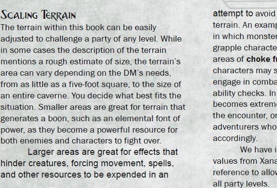 Fantastic Terrain font