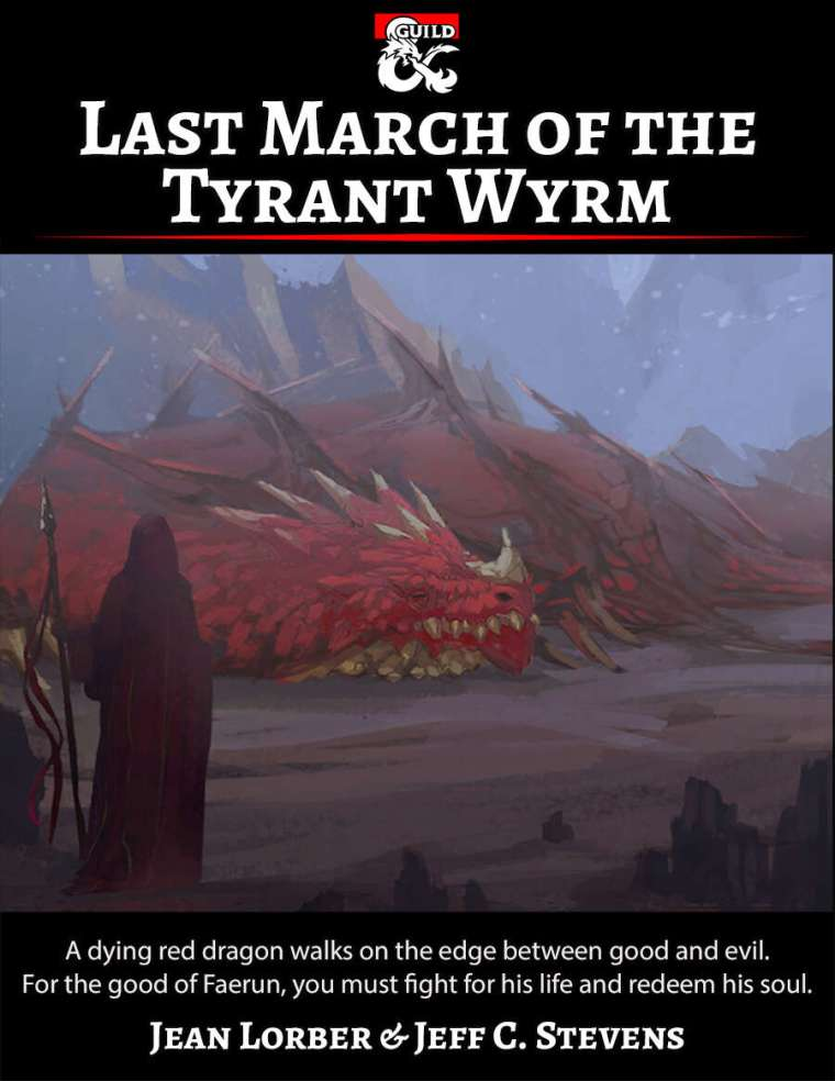 Last March of the Tyrant Wyrm