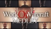 World of Warcraft Medley – Peter & Evynne Hollens