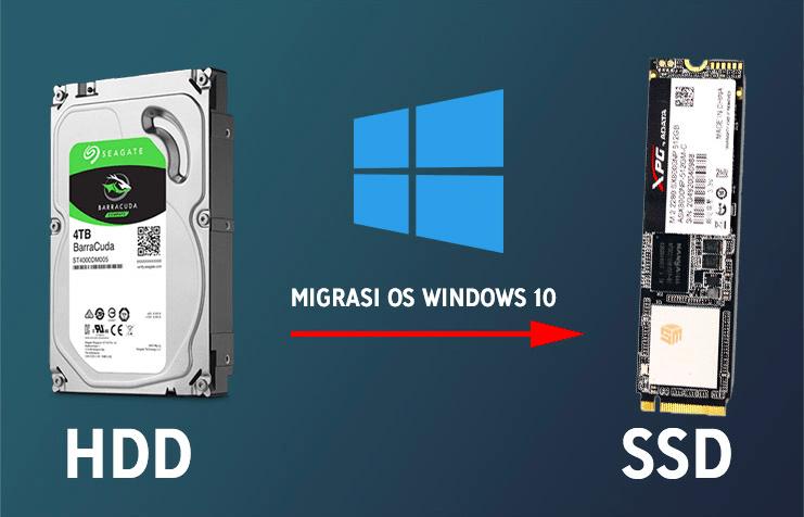 migrasi os windows 10 ke ssd