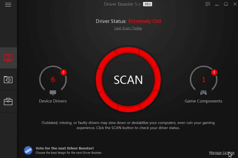 cara update driver online