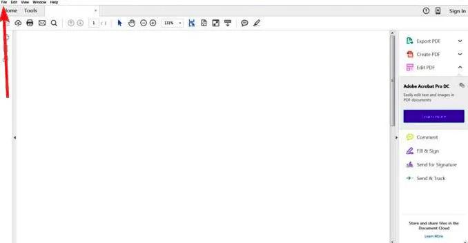 edit pdf dengan adobe acrobat