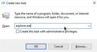 cara memperbaiki file explorer not responding