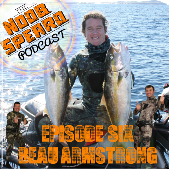 Beau Armstrong talking spearfishing with shrek and turbo