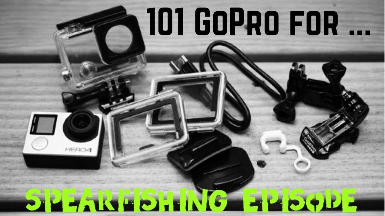 GoPro For Spearfishing Guide. Spearfishing Podcast Tips for GoPro Spearfishing