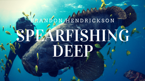 Spearfishing Deep