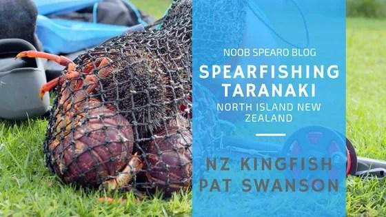 Taranaki Spearfishing