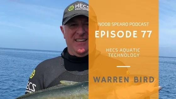 Hecs aquatics Warren Bird interview