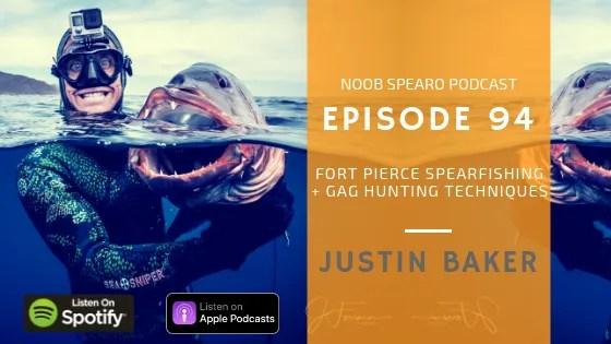 NSP:094 Justin Baker Fort Pierce Spearfishing