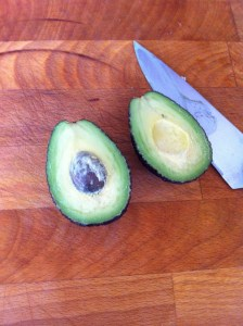 Tip 1: How to peel an avocado, the easy way.