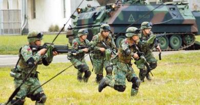 圖為國軍應援作戰演練。(圖/軍聞社資料照片)