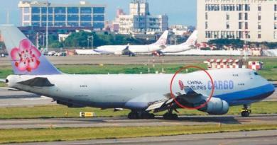 華航現行飛機塗裝。圖/聯合報系資料照片