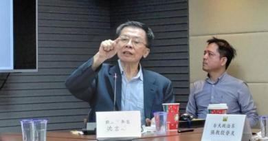 民進黨前立委沈富雄。圖:黃建豪/攝(資料照)