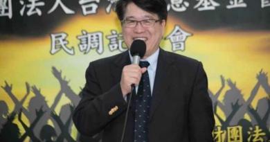 游盈隆在臉書爆料,他在民視開的節目突然停播,引發外界矚目。(圖/報系資料照)