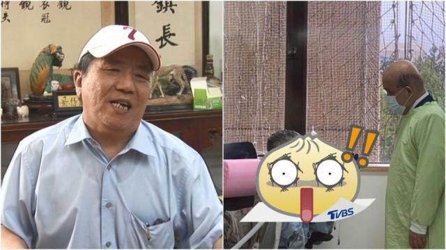 (圖/TVBS資料畫面、翻攝自蔡易餘臉書)