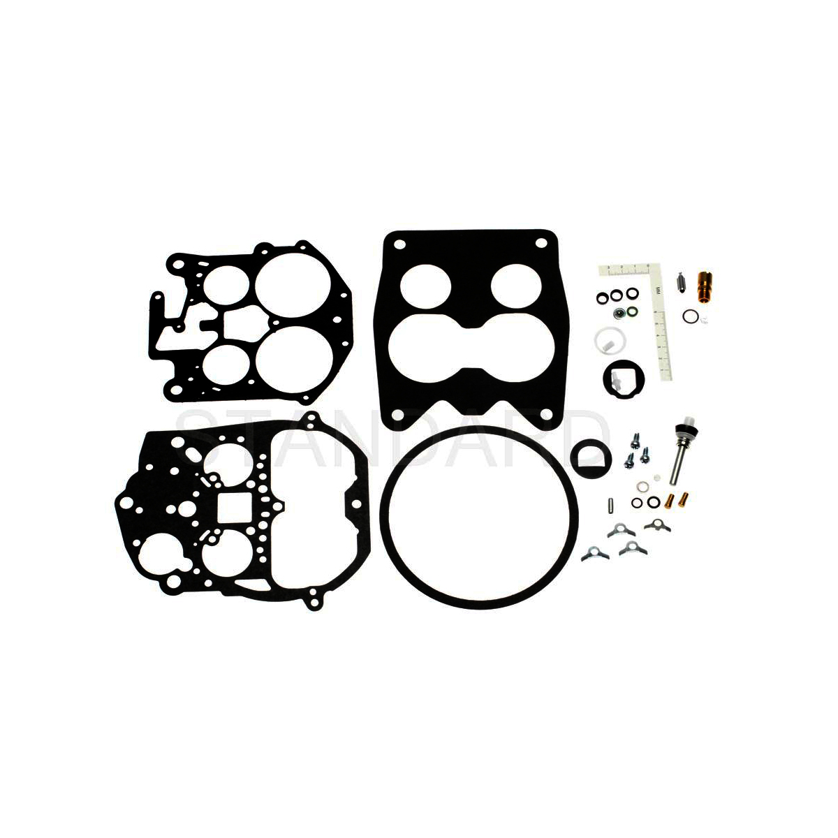 Nook And Tranny Carburetor Kit Rochester Quadrajet E4me