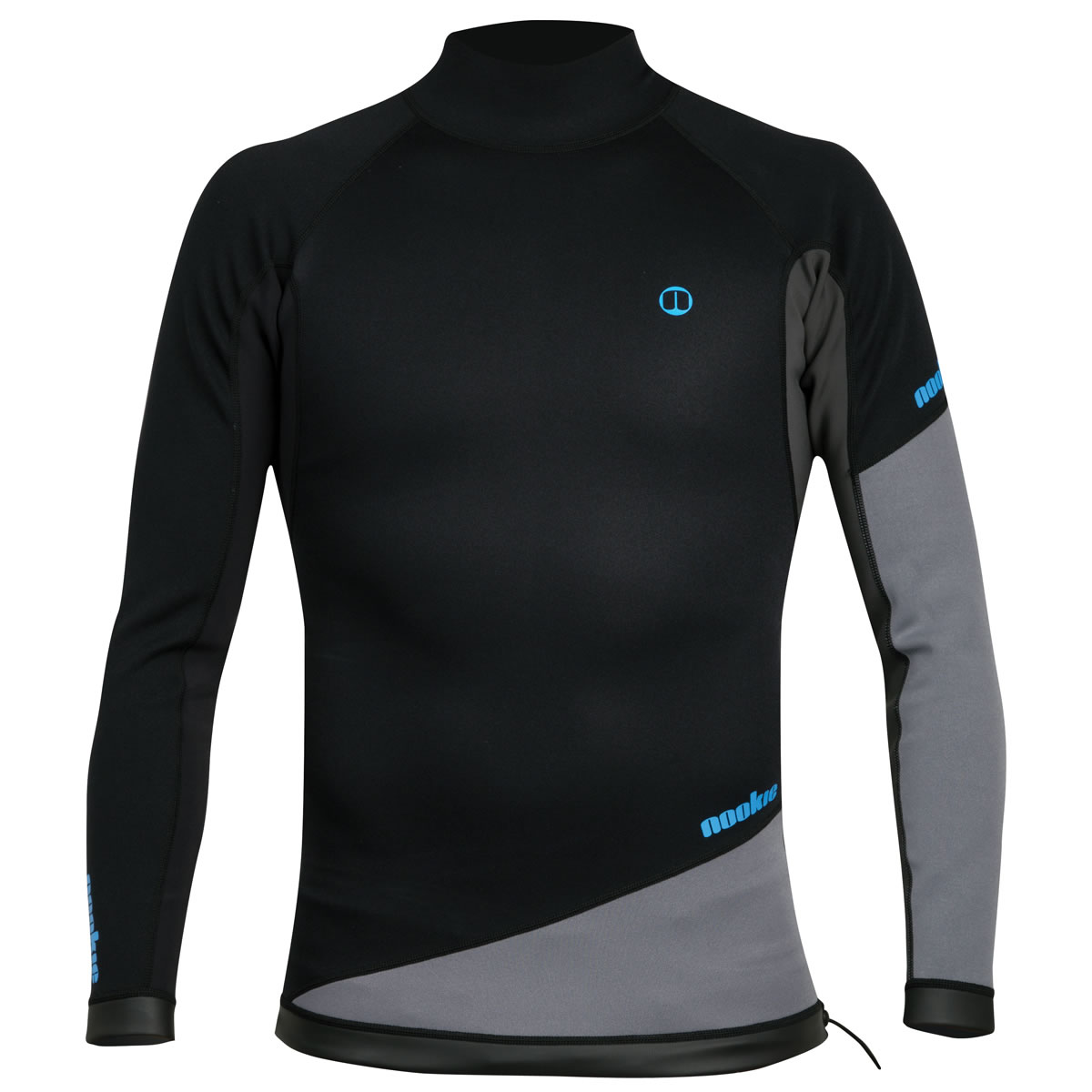 Nookie 1mm Neoprene Wetsuit Ti-Vest Long Sleeve