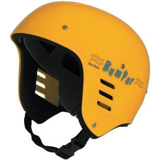 Nookie NKE Bumper Helmet Yellow
