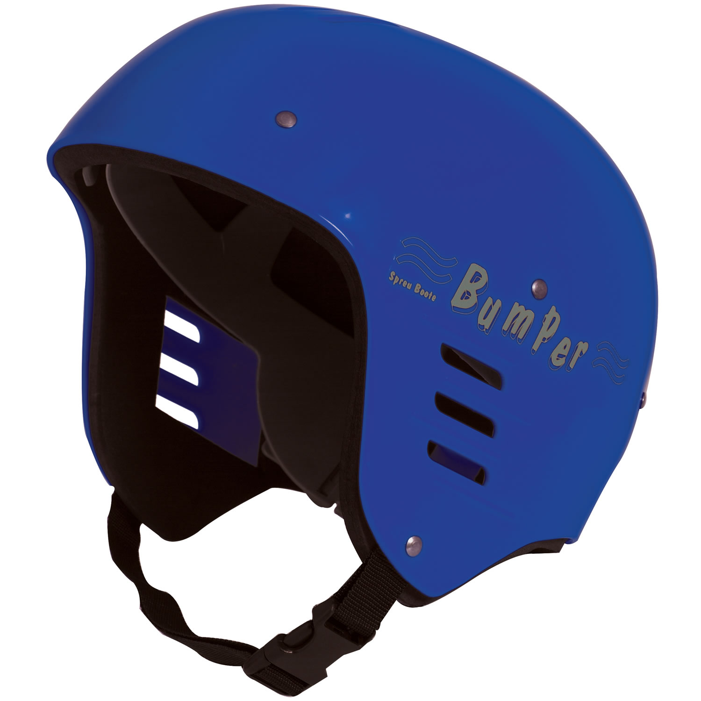 Nookie NKE Bumper Helmet Blue