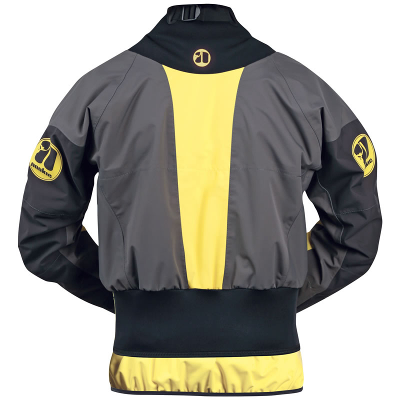 Nookie Rush Kayaking Dry Jacket BACK
