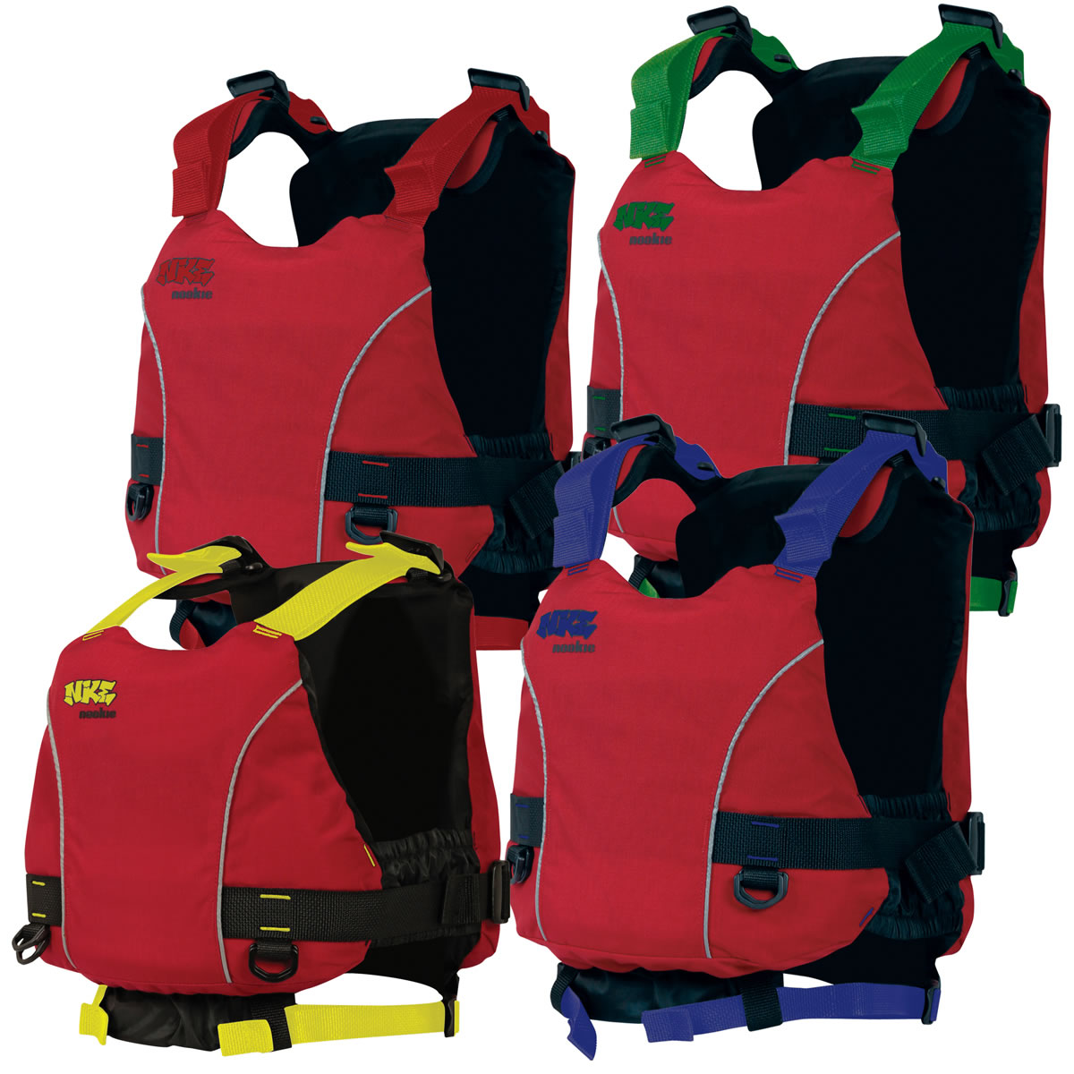 Nookie NKE Vest Buoyancy Aids