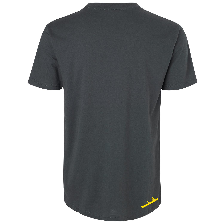 Nookie Logo Wave T-Shirt OPEN CANOE Icon