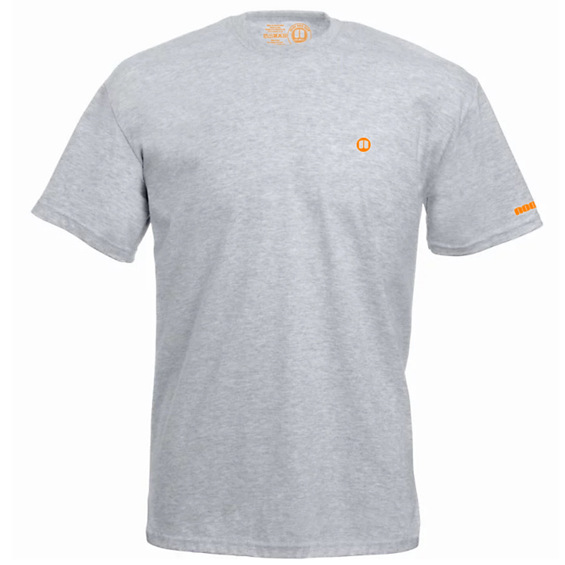Nookie Classic Grey T-Shirt