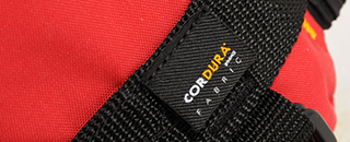 Cordura Fabric Used for all the NKE Centre Zip Buoyancy Aids