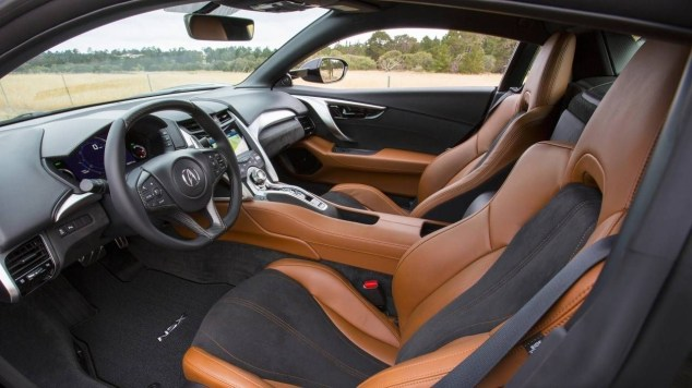 2018 Acura Nsx Price Specs and REview
