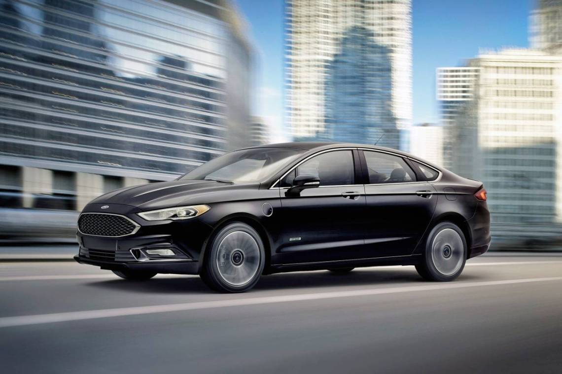 2018 Ford Fusion price