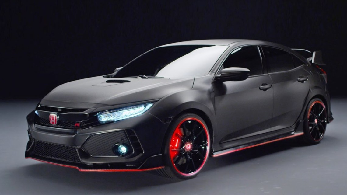 2018 Honda Civic Type-R price