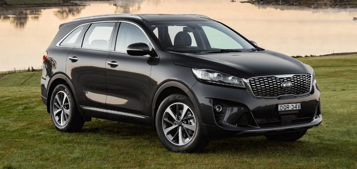 2018 Kia Sorento Review