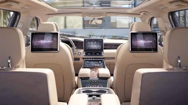 2018 Lincoln Navigator technology
