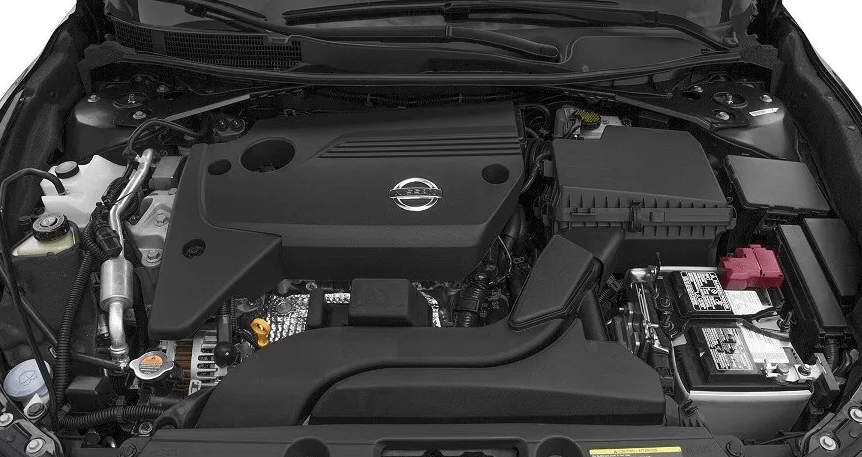 2018 Nissan Maxima Engine