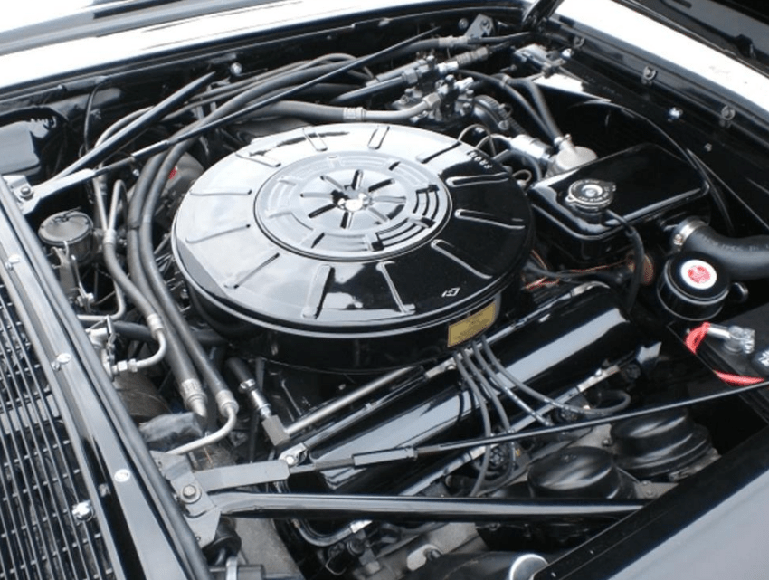 2018 Lincoln Continental Engine