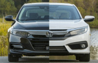 2019 Honda Civic Vs 2019 Honda Accord