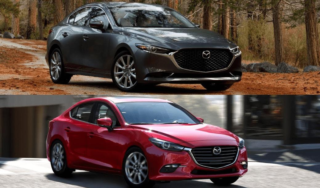 2019 Mazda 3 Vs 2019 Mazda 6