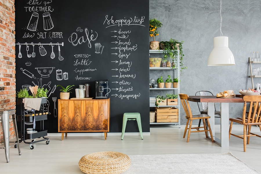 Best Chalkboard Dcor And Ideas For Your Kitchen No