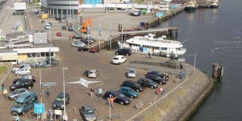 Watertaxi Velsen-Noord > IJmuiden