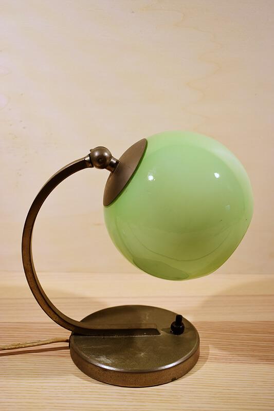 bureau lamp retro