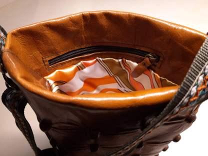 tepel tas binnenkant