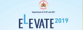 Karnataka ITBT ELEVATE2019 WINNER