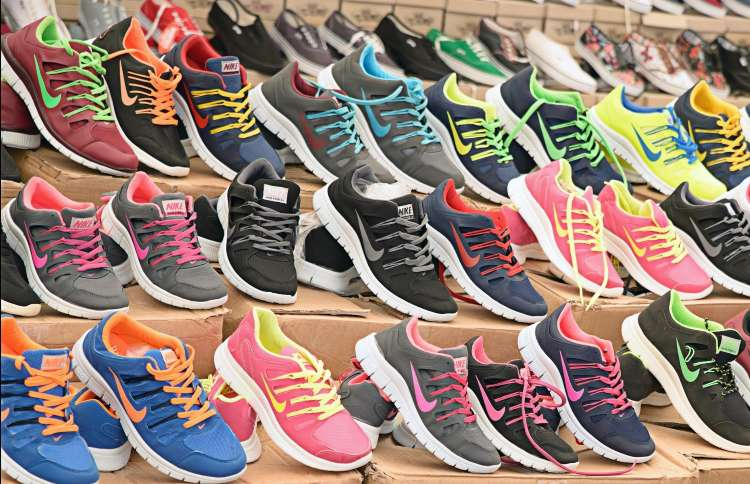 Counterfeit of Sports Brands