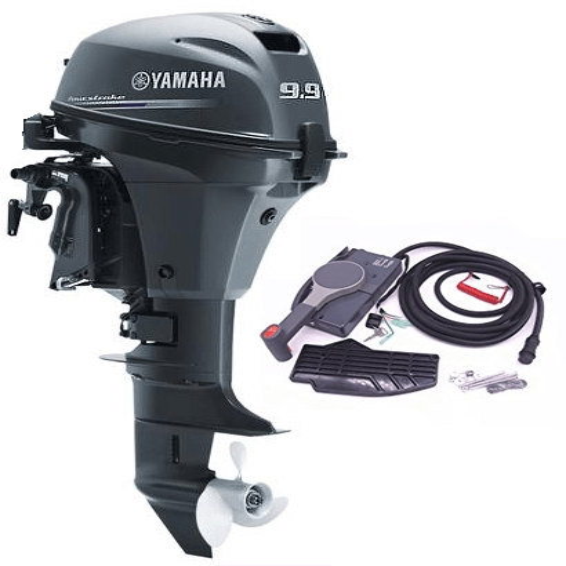 Moteur Thermique Yamaha 9 9 Cv Commande A Distance