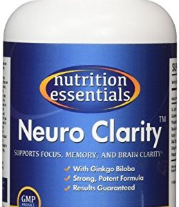 1-Brain-Function-Booster-Nootropic-Super-Ginkgo-Biloba-complex-with-St-Johns-Wort-Bacopin-Supports-Mental-clarity-Focus-Memory-more-100-Moneyback-Guarantee-1-Mo-Supply1-Bottle-0