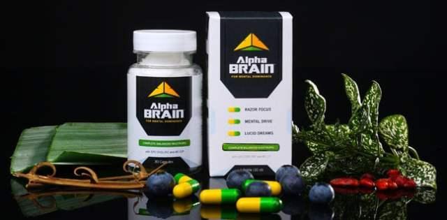 alpha-brain pills
