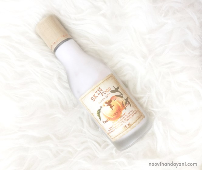 Skin Food Peach Sake Emulsion