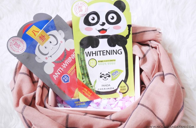 CHERIMOA SHEET MASK